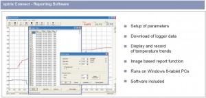 Optris P20 software