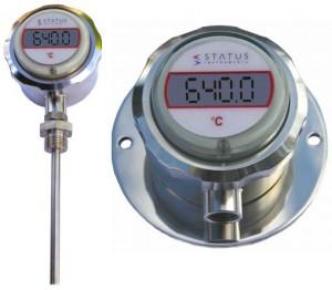 Status Instruments DM640 with SCH15 housing