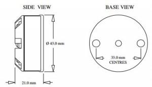 TTC200 Mechanical Drawing