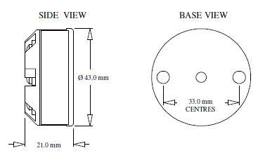 ttr200 in head temperature transmitter for pt100 sensors. Black Bedroom Furniture Sets. Home Design Ideas