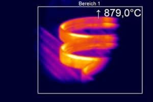 PI 1M high temperature metals temperature measurement