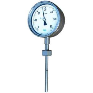 TXR Rigid Stem Dial Thermometers