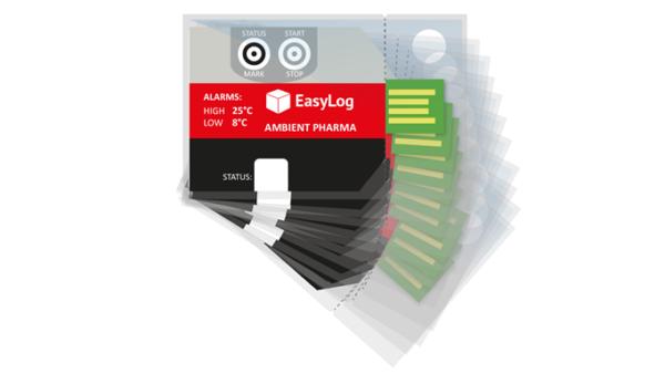 Ambient pharma Goods Data logger PDF-1-004