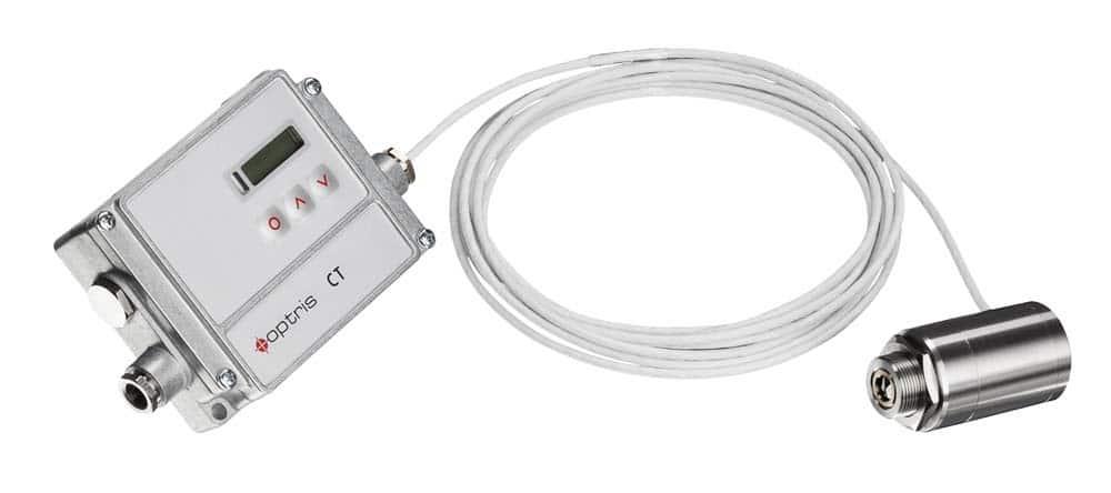 Process Parameters CT hot infrared sensor